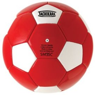 TACHIKARA RECREATIONAL SOCCER BALL SZ3 RED