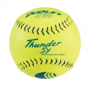 Dudley® Thunder USSSA Slow Pitch Softball 12