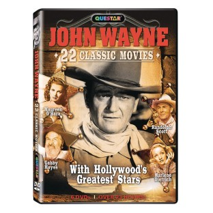 John Wayne DVD Set