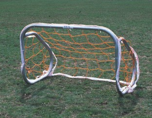 Small-Sided Steel Goals, 6'H x 12'W