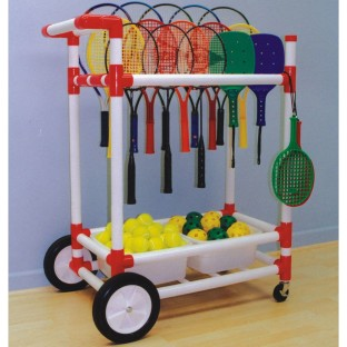 All-Terrain Racket Cart