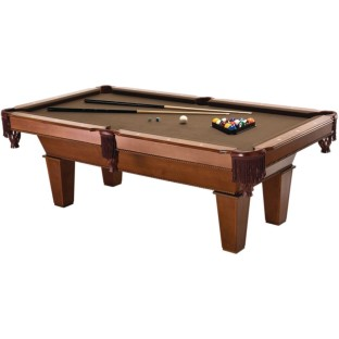 Deluxe Pool Table, 7'