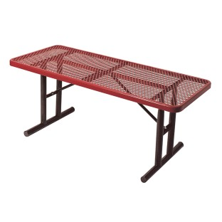 6' Indoor/Outdoor Utility Table