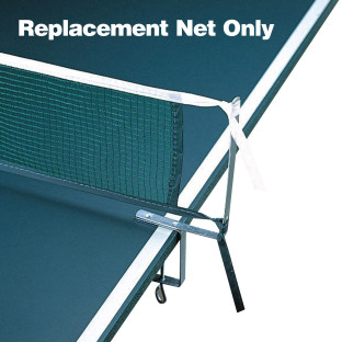 TIE ON TABLE TENNIS REPLACEMENT NET
