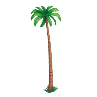 6' Jointed Palm Tree