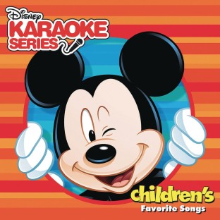 Disney© Karaoke CD+G: Children's Favorite Songs