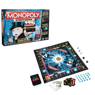 Monopoly® Ultimate Electronic Banking