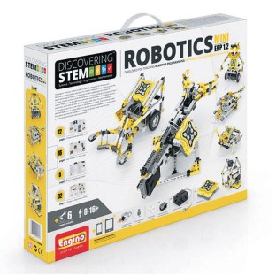 Elenco STEM Robotics ERP Mini Building Kit