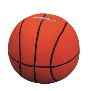 Color-Me™ Ceramic Bisque Basketball Banks