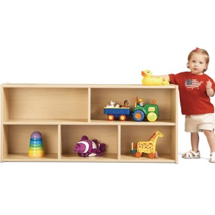 Young Time™ Toddler Two Shelf Storage