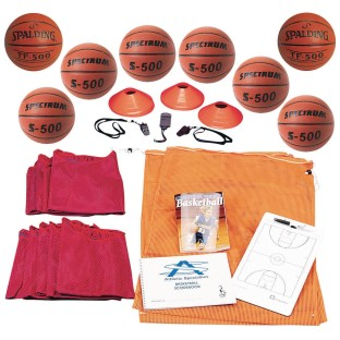 Basketball Team Easy Pack, Intermediate