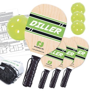 A great indoor/outdoor game for small areas.