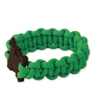 Orted Neon Parachute Cord Bracelet Craft Kit