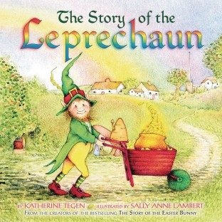 The Story of the Leprechaun Book