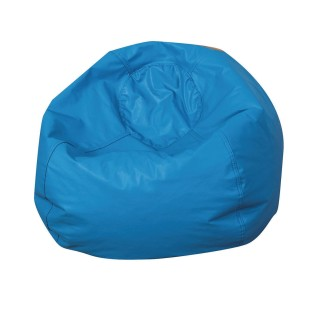 Cozy Beanbag Chair Is Made Of Durable Vinyl ...