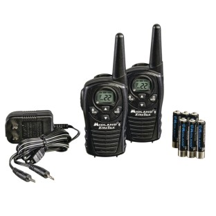 Compatible with all other 2-way radios.