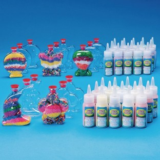 Roxy Candy® Edible Sand Art™ Candy Kit
