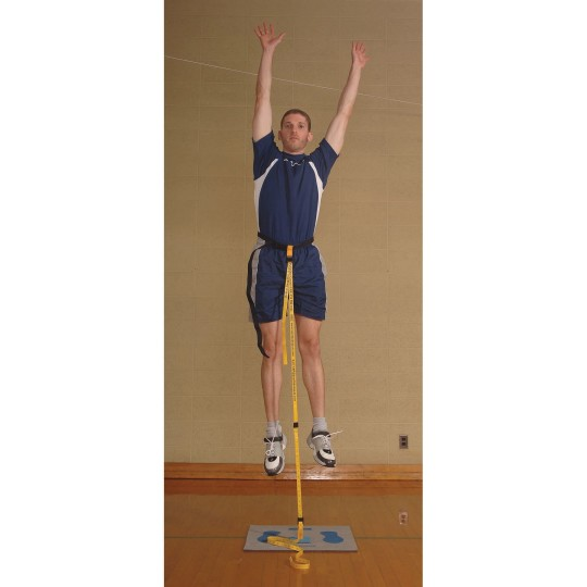 how to test vertical jump
