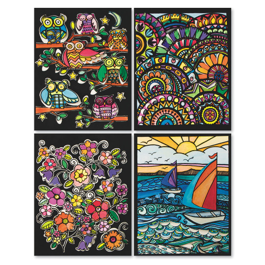 View Velvet Art in Arts and Crafts Supplies at S&S Worldwide