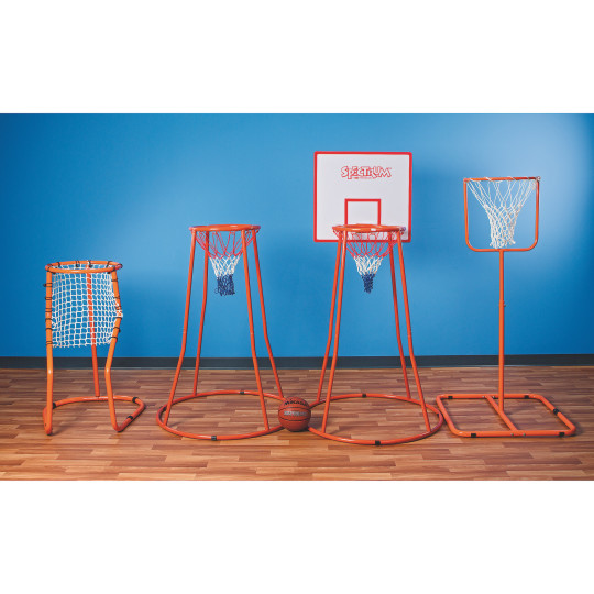 spalding basketball goal instructions