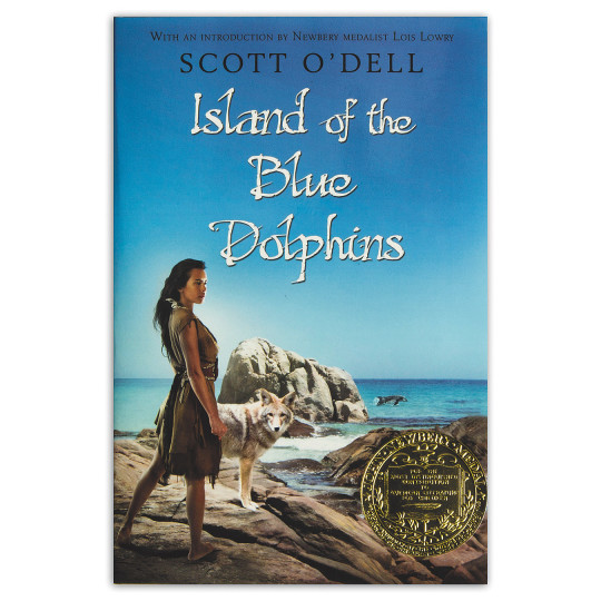 island of the blue dolphins book Around it, blue dolphins swim, otters frolic in the surf, and sea elephants and birds abound once, many indians lived on the island, too but when the russians arrived to prey on the wildlife surrounding the island, a war broke out, and many perished.