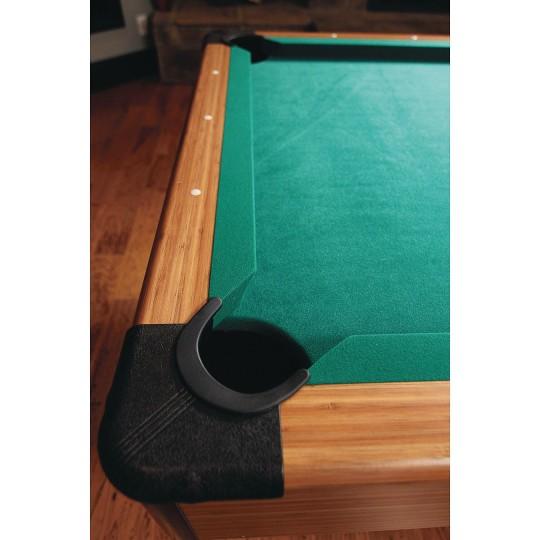 Buy Mizerak Dynasty Space Saver Billiard Table At SS Worldwide - Mizerak space saver pool table