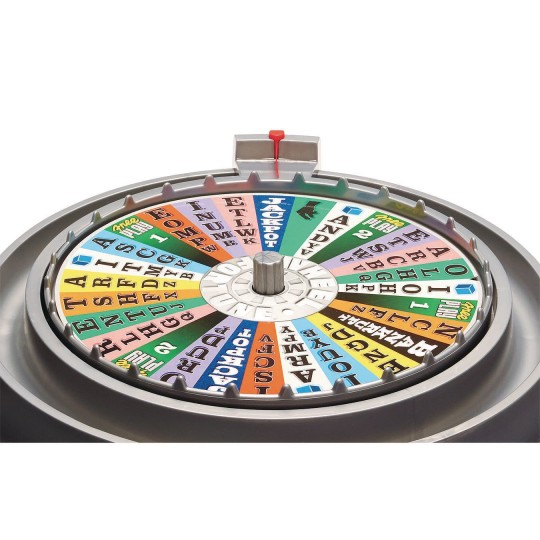 wheel of fortune bingo game instructions