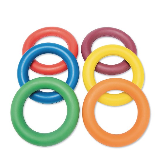 Recreation Play Rubber Rings