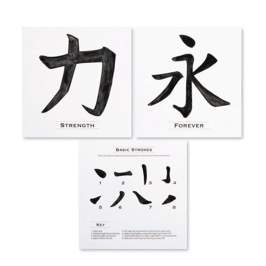 Buy Paint A Dot Chinese Writing Essentials Craft Kit At Ss Worldwide