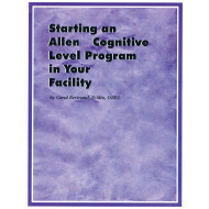 Starting An Allen Cognitive Level Program Guide