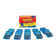 Primary Calculator Set (set of 10)