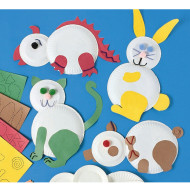 Classroom Critters Craft Kit (makes 100)