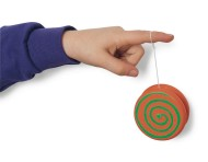 Wooden Yo-Yo Craft Kit (makes 25)