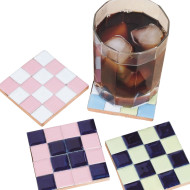 Tile Coasters Craft Kit (makes 12)