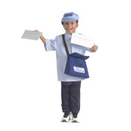 Community Helper Costumes: Mail Carrier
