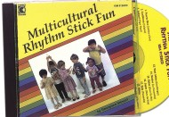Multicultural Rhythm Stick Fun CD