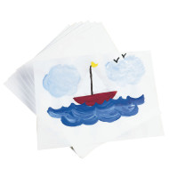 "Paint Paper, 9""x12""  (pack of 100)"