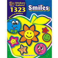 Sticker Book - Smiles