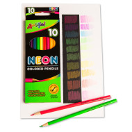 Neon Colored Pencils (pack of 60)