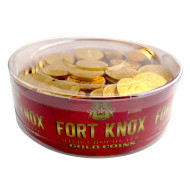 Fort Knox Gold Coins (tub of 180)