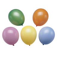 "5"" Carnival Balloons (pack of 288)"