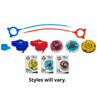 Beyblades Bey Battle Tops Set