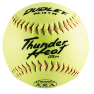"Dudley® Thunder ASA Slow Pitch Softball 12"" WS12YRF"