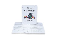 Great Gator Skin® Games Book