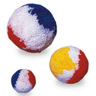 Multicolor Fleece Ball