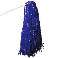 Rooter Poms , Royal Blue (set of 50)