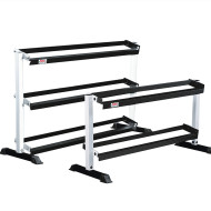 "York® Tiered Dumbbell Rack 56""L x 23""W x 29""H"