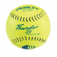 "Dudley® Thunder USSSA Slow Pitch Softball 12"" SY12RF80 (pack of 12)"