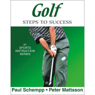 Steps to Success Golf Book