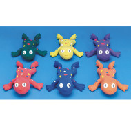 Spectrum™ Rubber Frog Set  (set of 6)